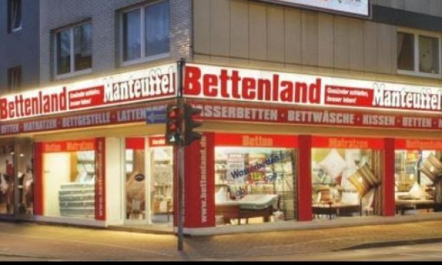 Bettenland Manteuffel Marl