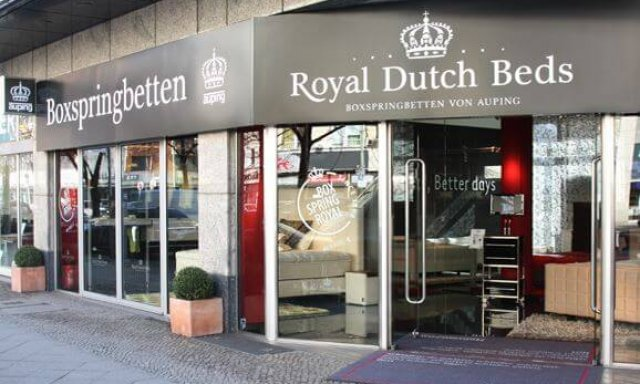 Royal Dutch Beds